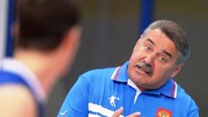 Сергей Шляпников пребори Лоренцо Бернарди за селекционер на Русия