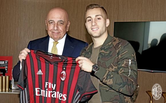 Деулофеу официално е играч на Милан