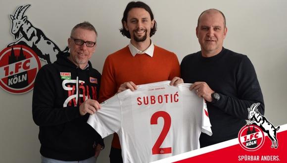 Суботич смени клуба в Бундеслигата