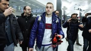 """Деулофеу вече е в Милано, обясни защо е избрал """"росонерите"""""""