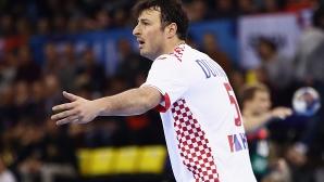 Хърватия е последният четвъртфиналист на Световното първенство по хандбал