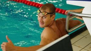 Сашо Николов още не е решил остава ли в басейна