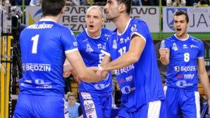 Силен Златан Йорданов заби 18 точки при загуба на Бенджин