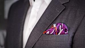 ГардеРОБ: Кърпичката в джоба на сакото