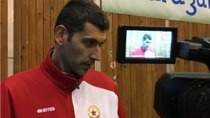 Александър Попов: Мислите ни са насочени към предстоящите сблъсъци в Суперлигата (видео)
