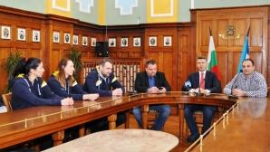 """Заместник-кметът призова пловдивчани да подкрепят Марица в """"Колодрума"""""""