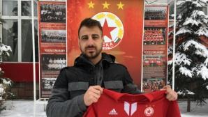 Бодуров е футболист на ЦСКА-София