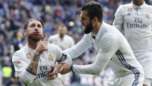Лошата игра на Мадрид си е същата като в целия сезон