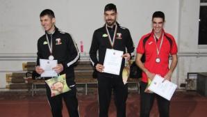 Хоризонталните скокове откриха сезона в Пловдив
