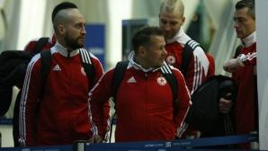 Защитник напусна лагера на ЦСКА-София и се прибра в България