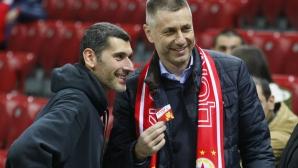 Радостин Стойчев пристигна в Иран, за да подпише договор