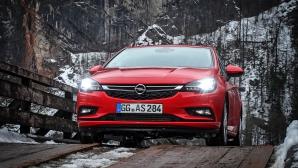 Opel Astra и матричните IntelliLux LED светлини печелят клиенти за марката