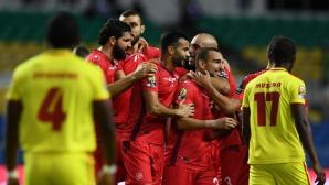 Тунис се класира на 1/4-финал след зрелище срещу Зимбабве