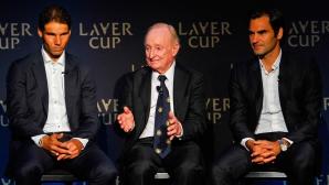 Род Лейвър иска финал между Федерер и Надал