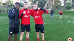Това са тримата шампиони на ЦСКА-София по джитбол (видео)