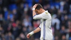 Кристиано вече не е заплаха, пишат в Мадрид