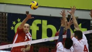 Промени в мачовете от Суперлигата по волейбол при мъжете