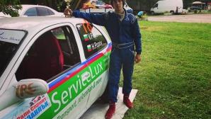 16-годишният рали пилот Виторио Попов спасява човек в планината