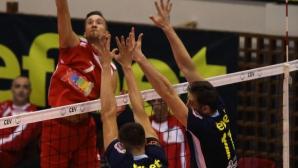 Монтана приема ЦСКА в битката на върха в Суперлигата