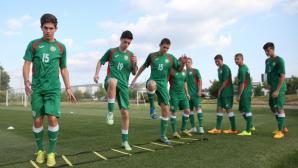 """Лъвчетата"" на Викторио Павлов играят срещу Русия, Израел и Чехия"