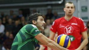 Виктор Йосифов в Идеалния отбор на кръга в Италия