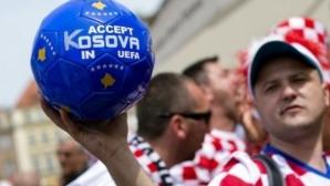 Косово остава в УЕФА въпреки протестите на Сърбия
