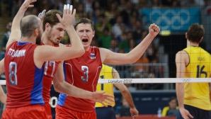FIVB няма информация за положителни допинг проби на руснаци от Лондон 2012