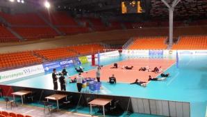 Ямамай пристигна с 13 волейболистки