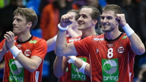 Норвегия се класира на 1/2-финал на световното по хандбал