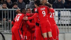 ПСЖ на финал за Купата на Лигата