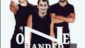 Предложиха име на групата на Гришо, Федерер и Хаас