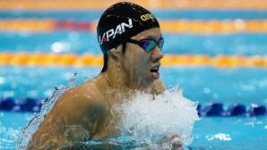Първо олимпийски, а сега и световен рекорд за Ватанабе