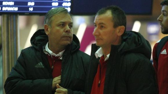 Стефан Генов доволен от подготовката на ЦСКА-София
