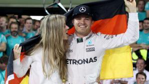 Розберг заговори за Формула Е