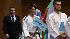 Емил Костадинов откри Европейската купа по джудо в София (фотогалерии)