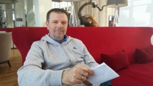 Младенов пред Sportal.bg: Много неща се премълчават умишлено, много титли ни взеха, но един ден всичко ще кажа (видео)