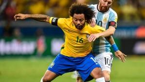 Бразилия и Аржентина ще играят контрола в Мелбърн
