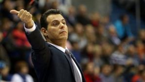 Треньор №1 в Европа поема Гърция