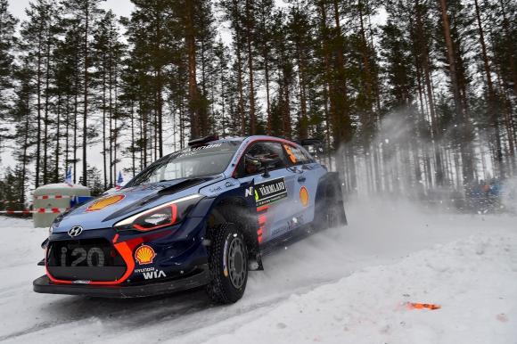 Hyundai: Грешката на Нювил в Швеция ще ни коства много (видео)