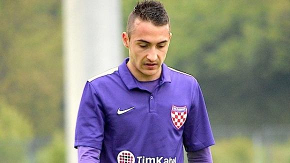 Хърватски нападател пред трансфер в Ботев (Пд)