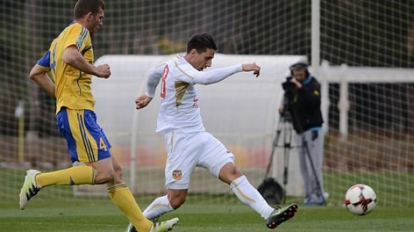 Мишо Александров пропусна да се разпише в дебюта си за Арсенал (Тула)