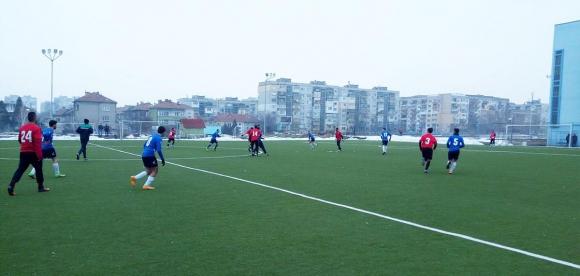 Локомотив (Русе) разгроми с 10:0 Дунав (Сливо поле)