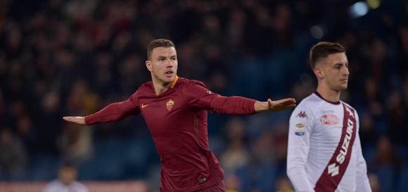 Рома прегази Торино (видео)