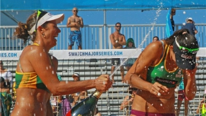 Лариса и Талита спечелиха турнира във Форт Лодърдейл