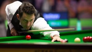 Ракетата отстреля Форд за отрицателно време в Welsh Open