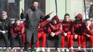 Вальо Илиев: Радвам се, че броят на феновете ни се увеличава (видео)