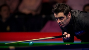 И Рони се присъедини към отпадналите брейкаджии в Welsh Open