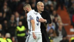 Зидан: Шансовете на Реал и Наполи остават равни