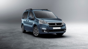 Ново измерение в електрическите автомобили с Peugeot Partner Tepee Electric