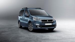 Ново измерение в електрическите автомобили с Peugeot Partner Tepee Electric